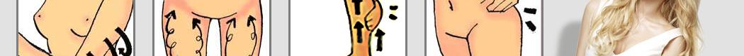 瘦手臂,从胳膊上侧向下侧外按摩,可以消除手臂多余脂肪,左右胳膊各5次。
